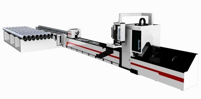 laser pipe cutting machines